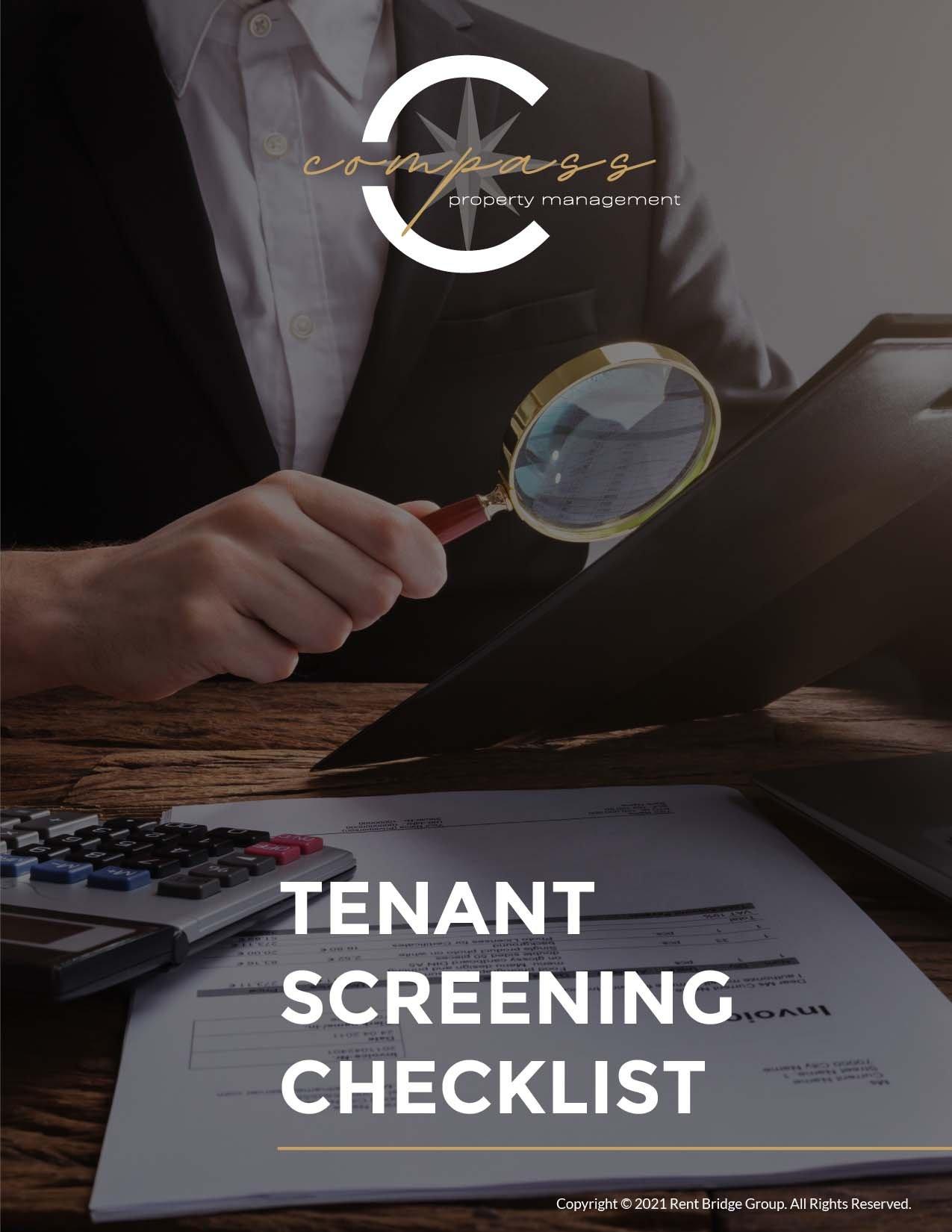 Tenant Screening Checklist-01